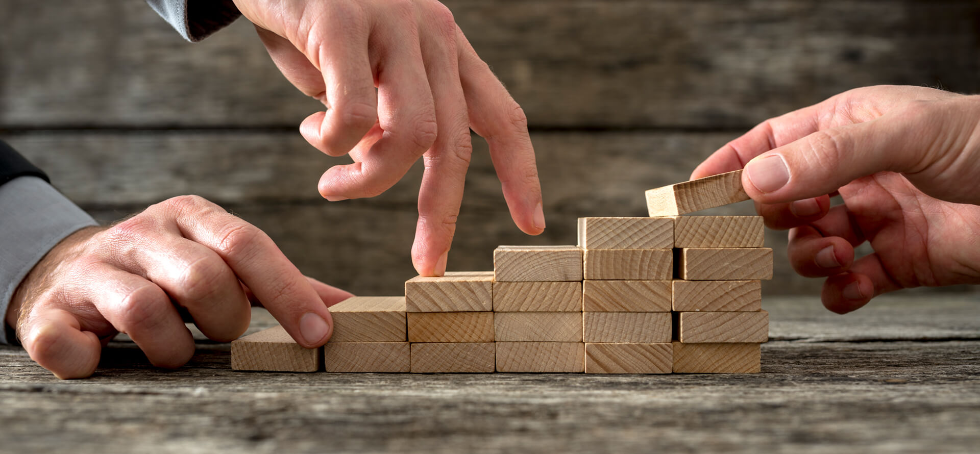 Geben und Nehmen - Allianzen im Job - Topmanager-Blog